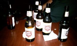 Lone Star beers