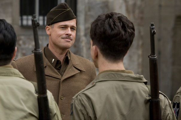 Brad Pitt as Raine