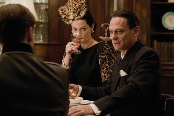 Goebbels and Francesca