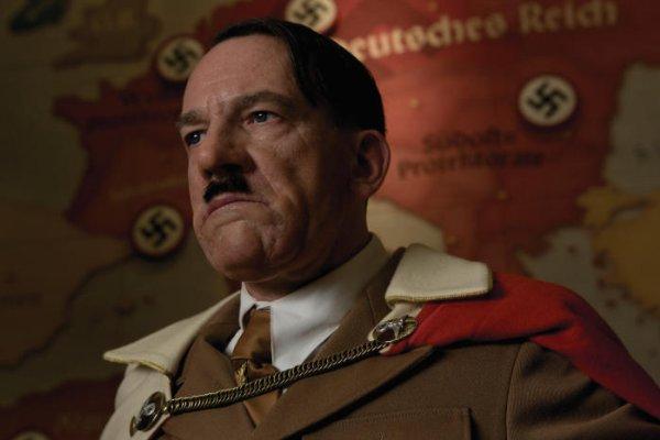 Angry Hitler