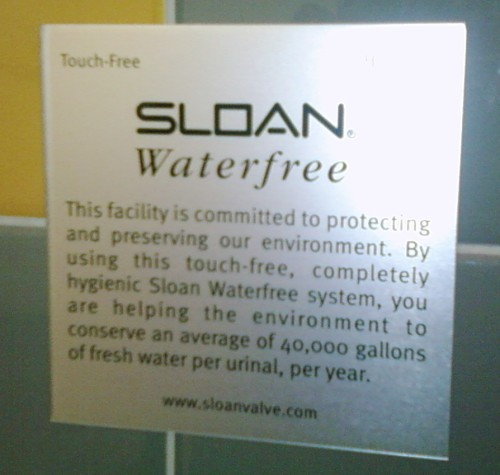 Explaining the Waterfree system
